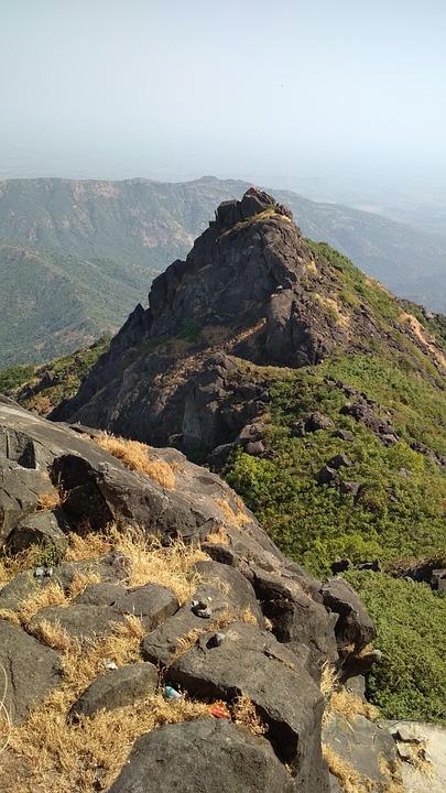 Nature, Landscape, Panoramic, Mountain, Sky