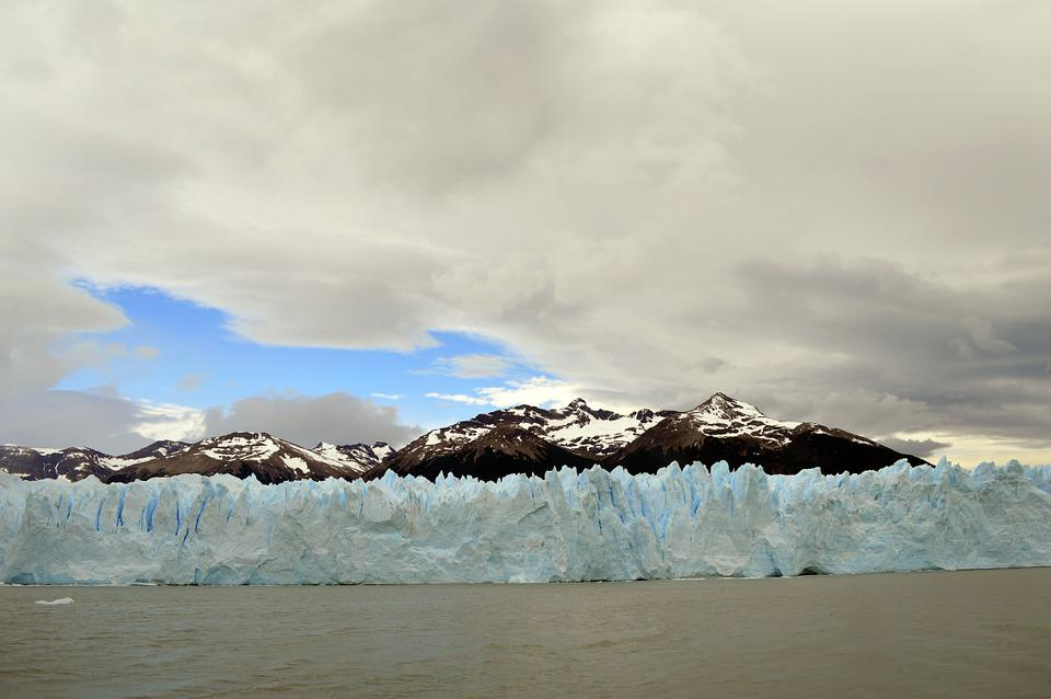 Patagonia, Glaciers, Ice, Nature