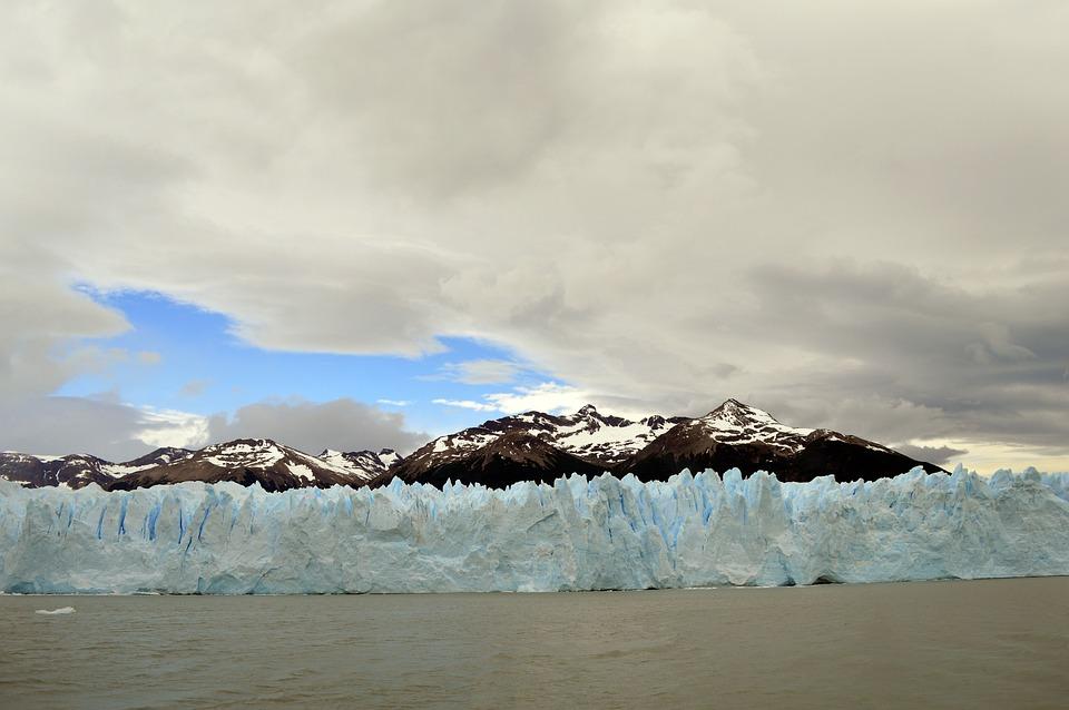 Patagonia, Glaciers, Ice, Nature