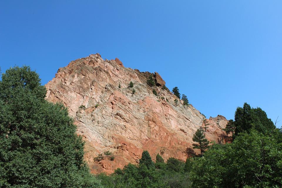 Mountain, Peak, Landscape, Nature, Sky, Summit, Scenic