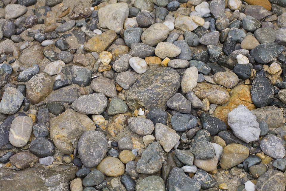 Rocks, Pebbles, Nature, Beach, Harmony, Ocean