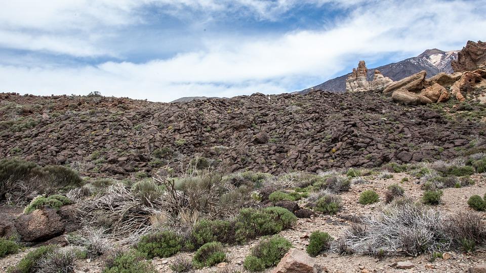 Nature, Volcano, Pico Del Teide