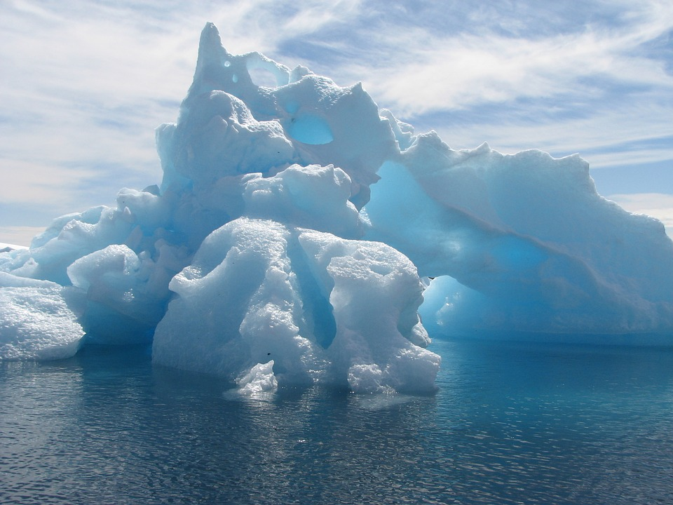 Arctic, Iceberg, Blue, Cold, Nature, Pole, Polar