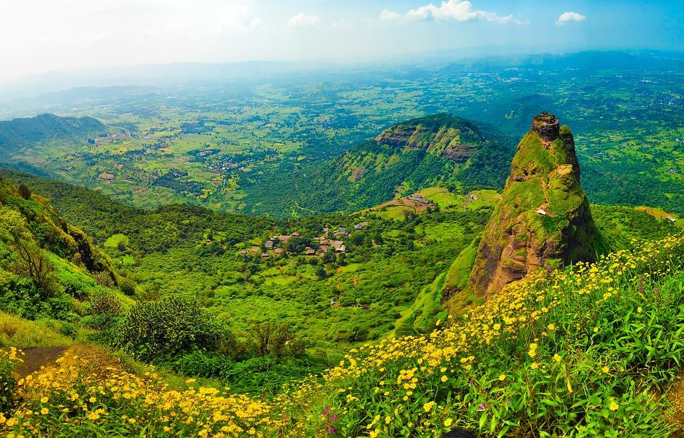 Prabalgad Trek, Nature, Shivaji Maharaj, Peak Point