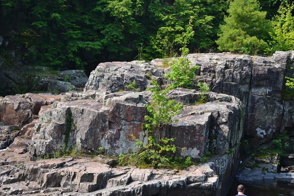 Nature, River, Water, Rocks