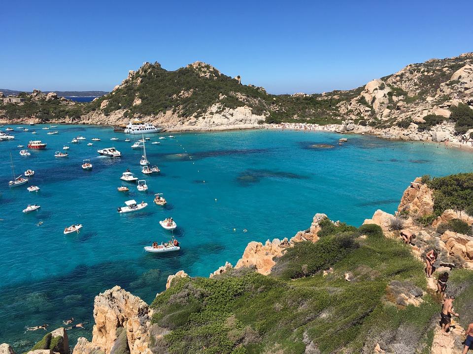 Ferragosto, Sea, Sardinia, Clear, Nature, Beach, Sand