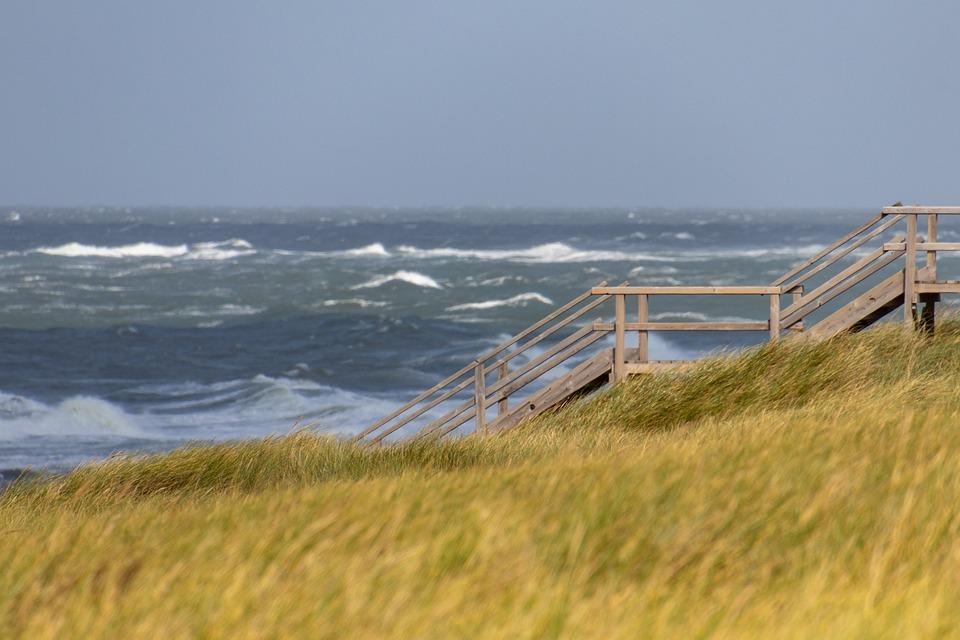 Sylt, Sea, Island, North Sea, Beach, Water, Nature