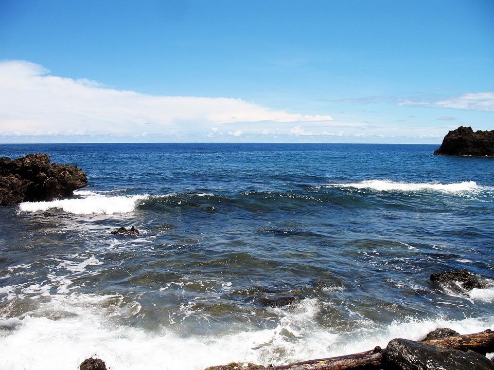 Beach, Blue, Water, Sea, Sky, Ocean, Nature