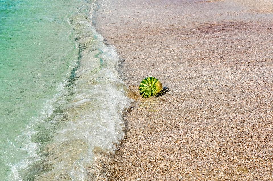 Water, Sand, Sea, Beach, Coast, Nature, Summer, Ocean