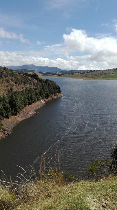 Dam, Sisga, Nature