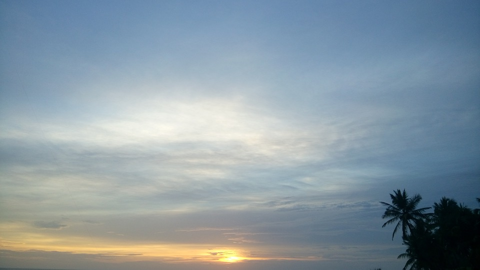Free Photos Kerala, Sunset, Nature, Landscape, Sun, Sky