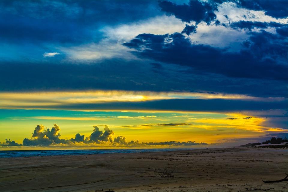 Widescreen, No Person, Nature, Sky