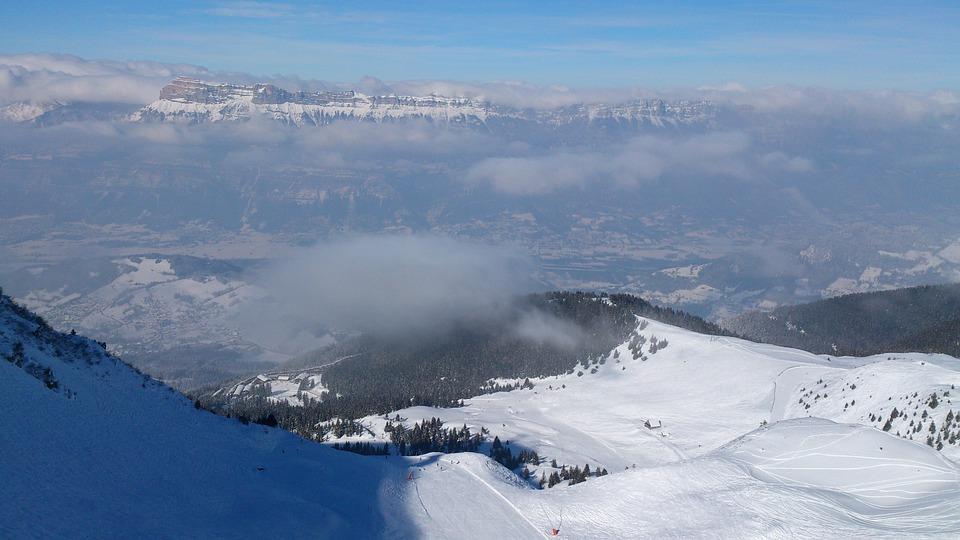 Snow, Panoramic, Winter, Nature