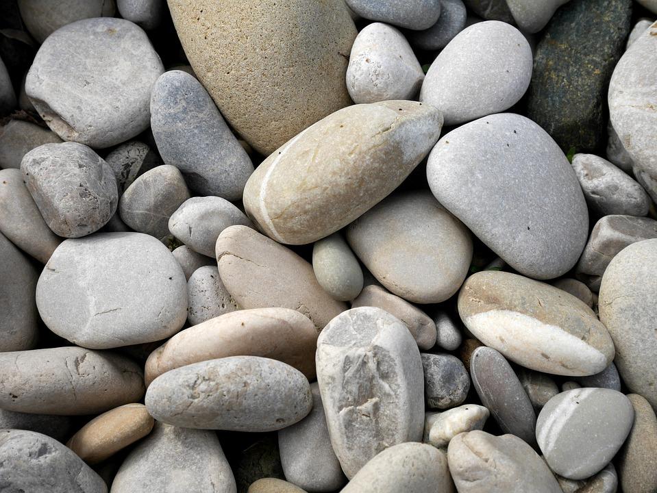 Stones, Soil, Nature