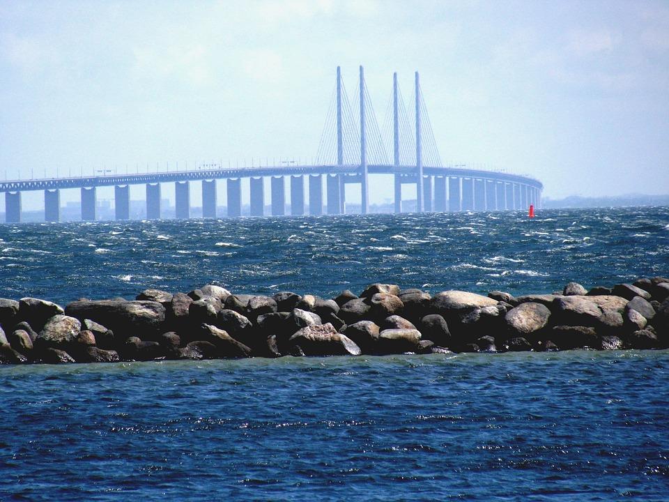 Lisbon, Bridge, Portugal, Nature, Tajo, River