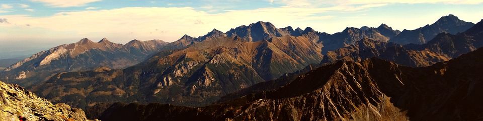 Mountains, Tatry, The High Tatras, Landscape, Nature