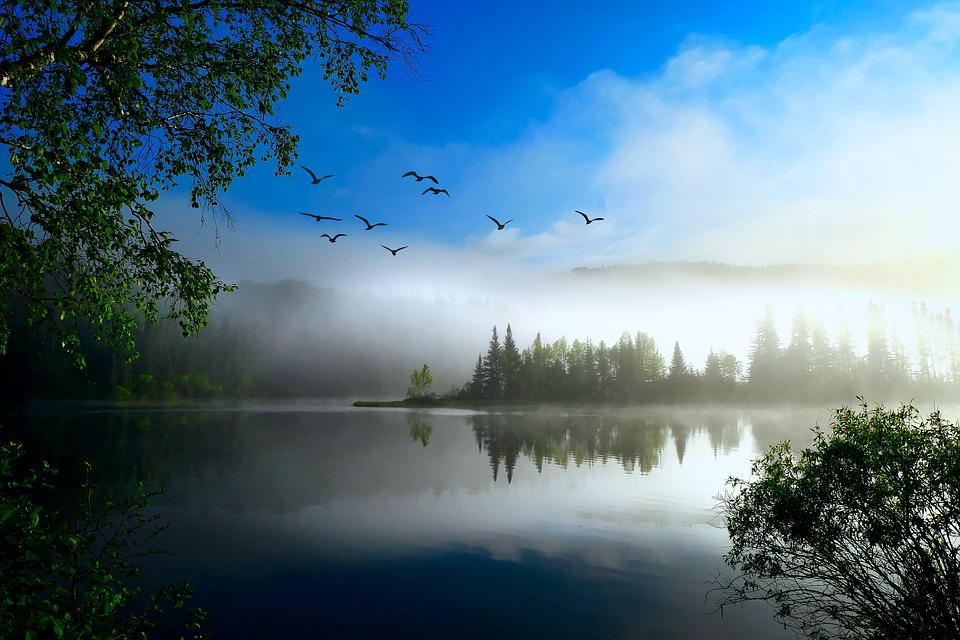 Lake, Nature, Outdoors, Travel, Exploration, Wilderness
