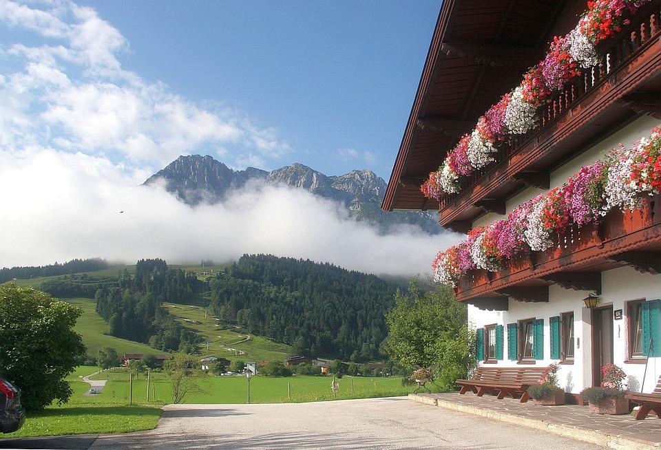Nature, Mountain, Travel, Tree, Sky, Home, Landscape