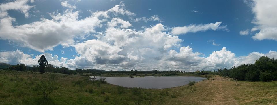 Nature, Uruguay, Sky, Landscape, Summer, Clouds