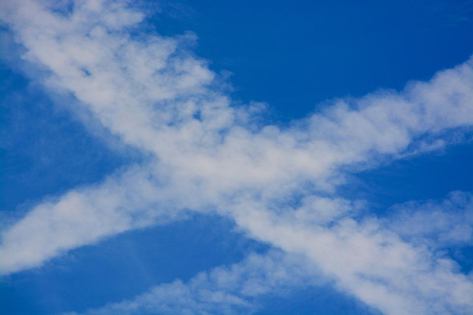 Clouds, Whites, Sky, Blue, White Cloud, Nature