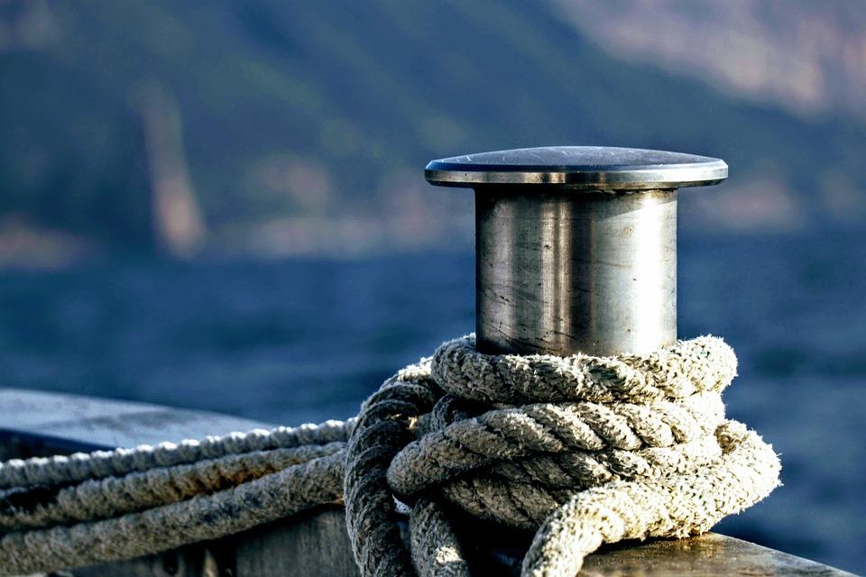 Sea, Rope, Boat, Ship, Nautica, Fishing