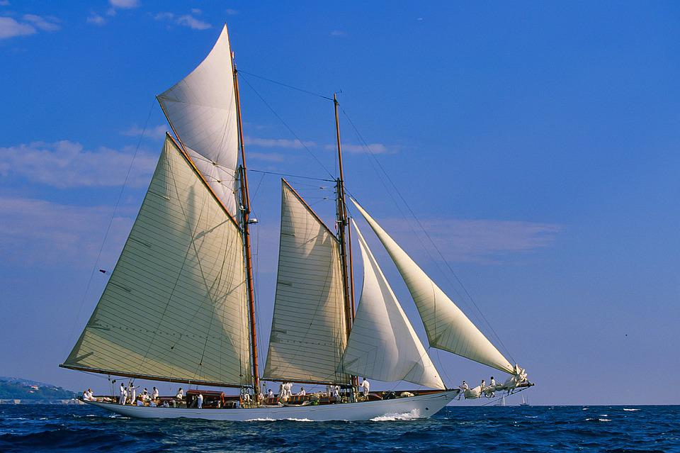 Boat, Yacht, Sailing, Sea, Nautical, Sail, Travel