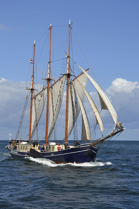 Ship, Waters, Sail, Boot, Sea, Sailing Boat, Nautical