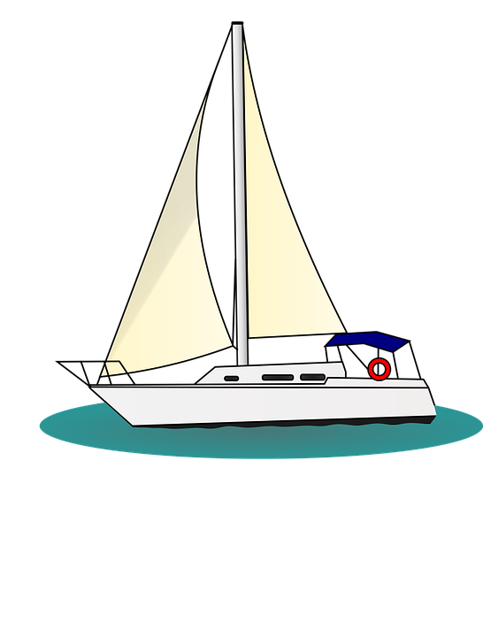 Boat, Sailing, Sail, Ship, Nautical, Sea, Water