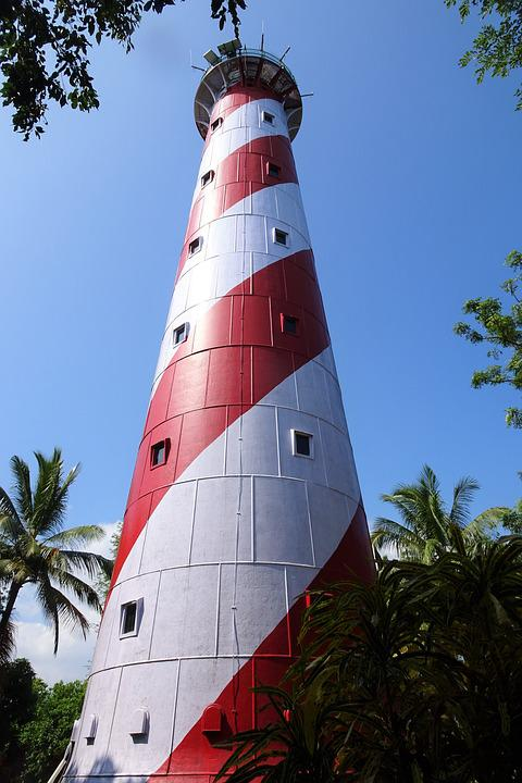 Lighthouse, Tower, North Point, North Bay, Navigation