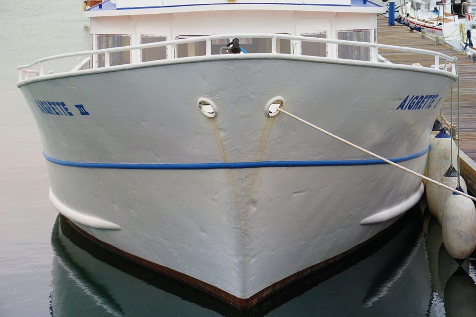 Boat, Transport, Water, Navigation, Port, Reflection