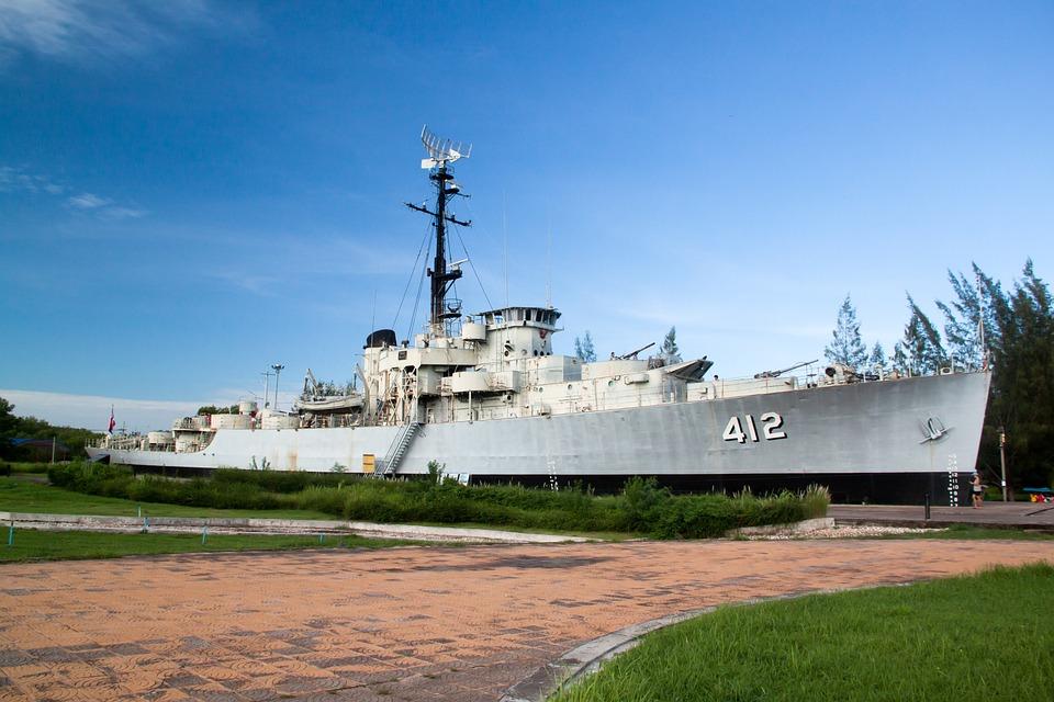 Battleship, Commercial, Ship, Travel, Building, Navy