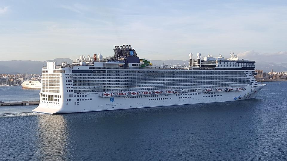 Cruise Ship, Cruise, Ship, Ncl, Norwegian Epic
