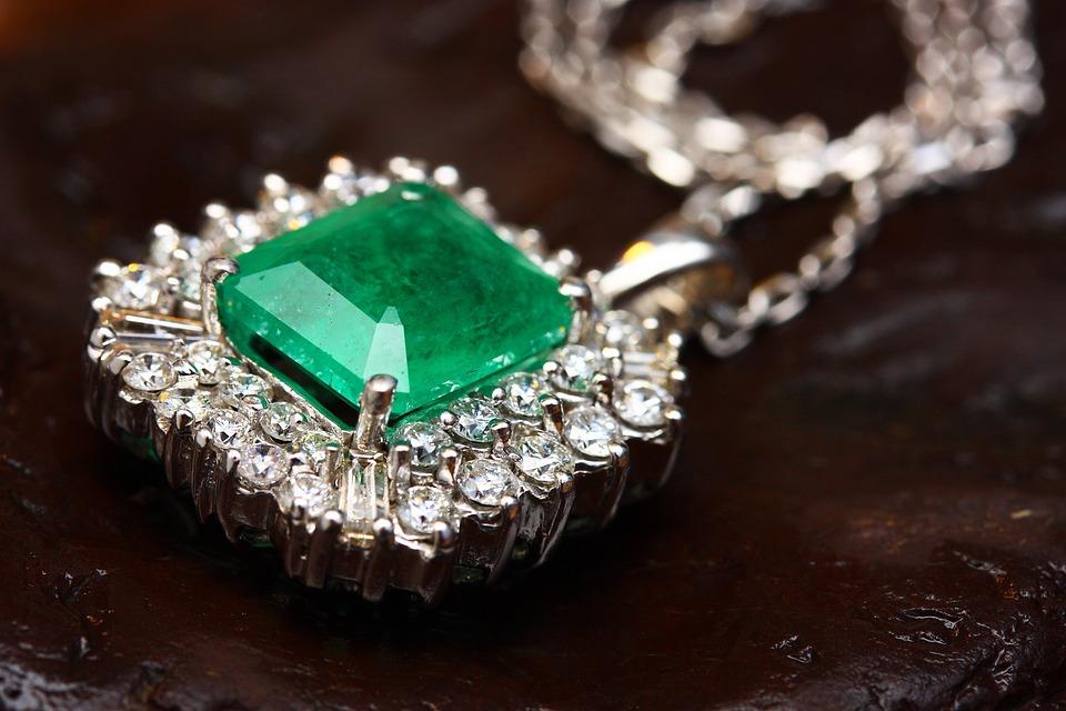 Necklace, Jewelry, Luxury, Rich, Diamond, Women's
