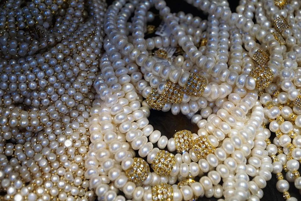 Jewellery, Background, Luxury, Gem, Necklace, Ornament