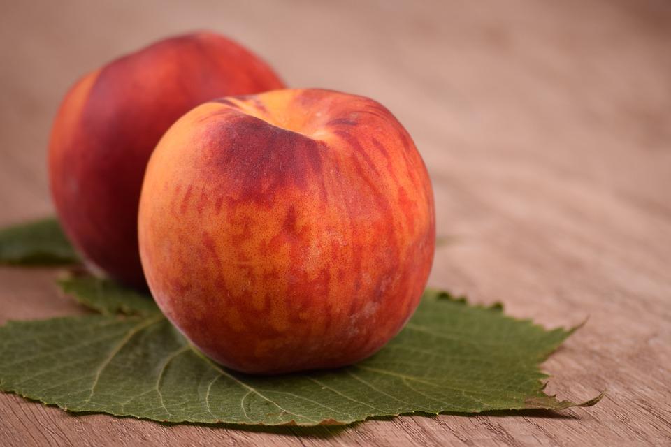 Food, Peach, Nectarine, Fruit, Fruits, Healthy Food