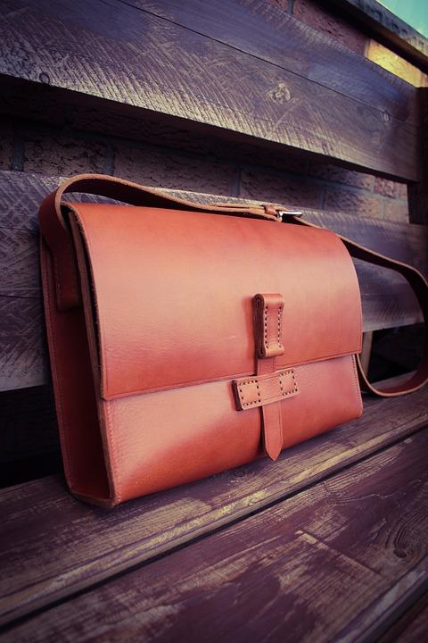 Leather Work, Handmade, Needle