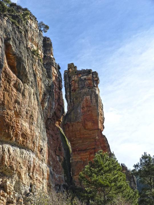 Needle Rock, Rock Column, Siurana