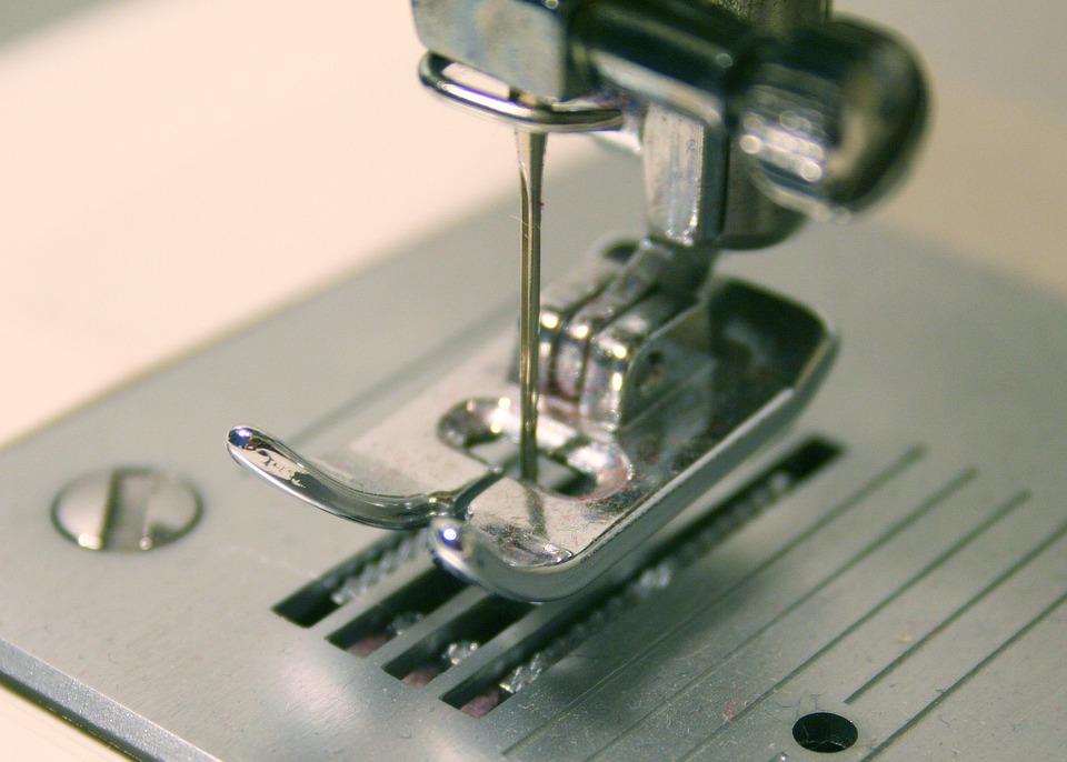 Sewing Machine, Sewing, Sew, Machine, Needle, Work