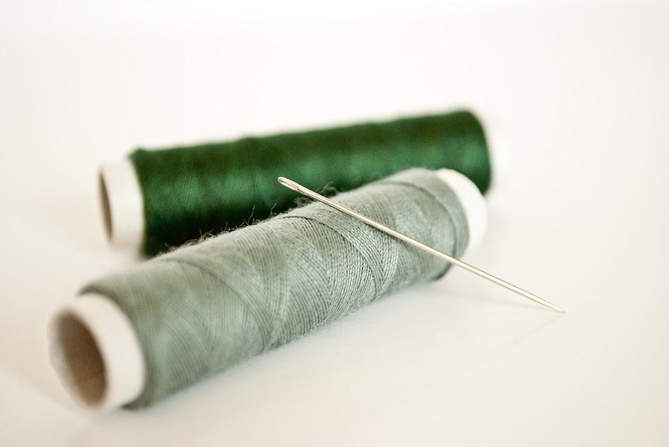 Objects, Thread, Needles, Sewing, Malaysia, Asia