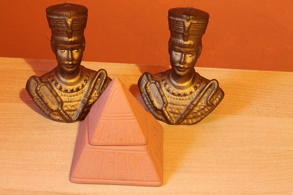 Nefertiti, Egypt, Fig, Pyramid