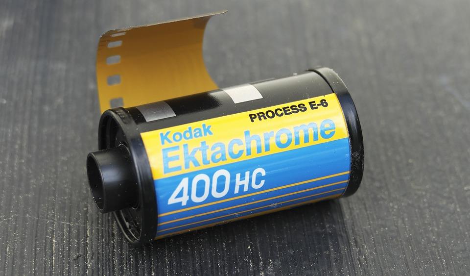 Film Roll, Kleinbild Film, Filmstrip, Negative Movie