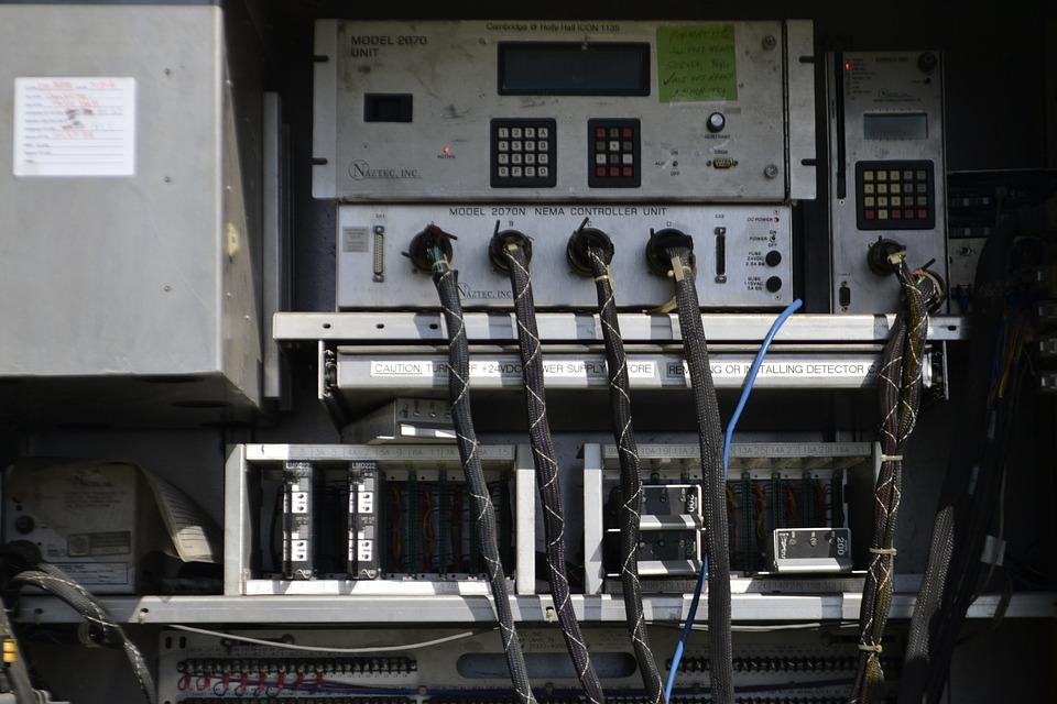 Traffic Signal Controller Panel, Nema Control Unit
