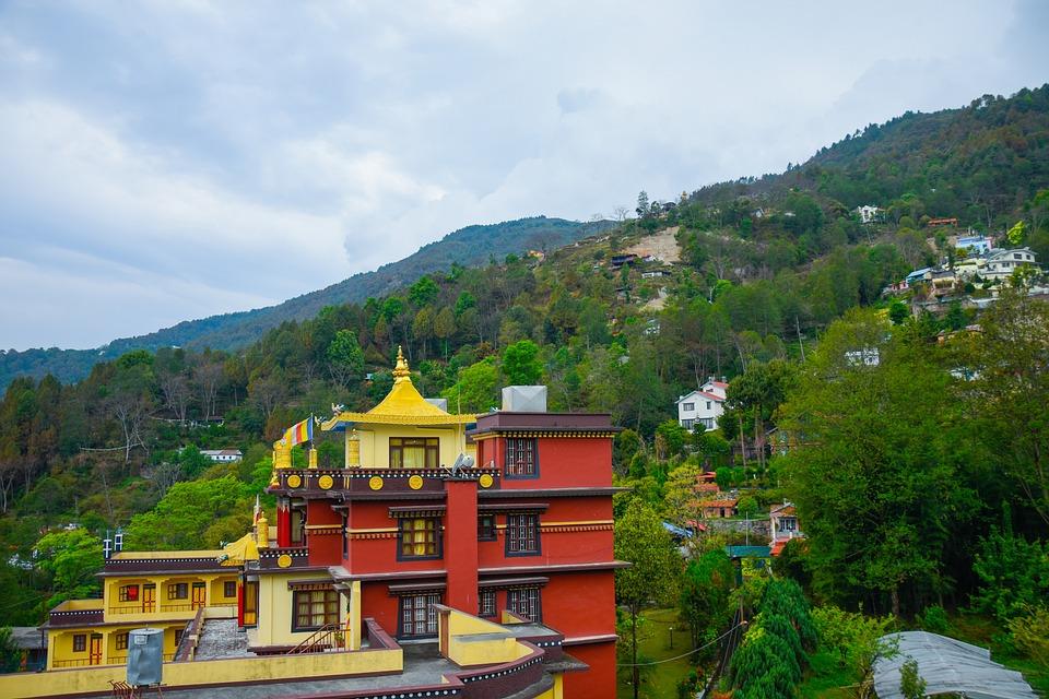 Nepal, Temple, Buddhism, Religion, Religious, Buddha