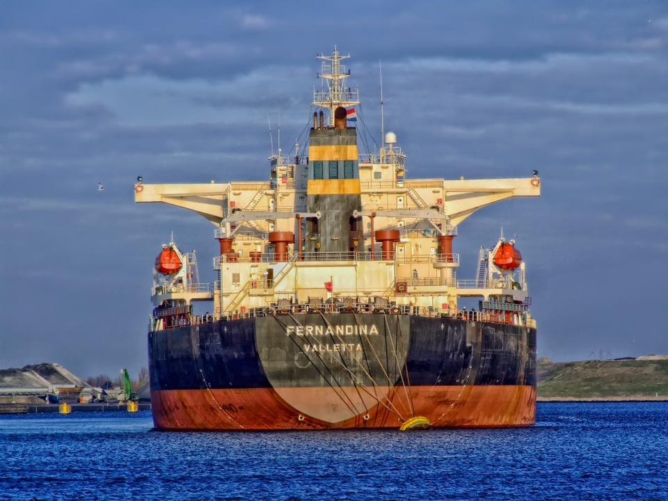 Freightliner, Ship, Cargo, Amsterdam, Netherlands, Port