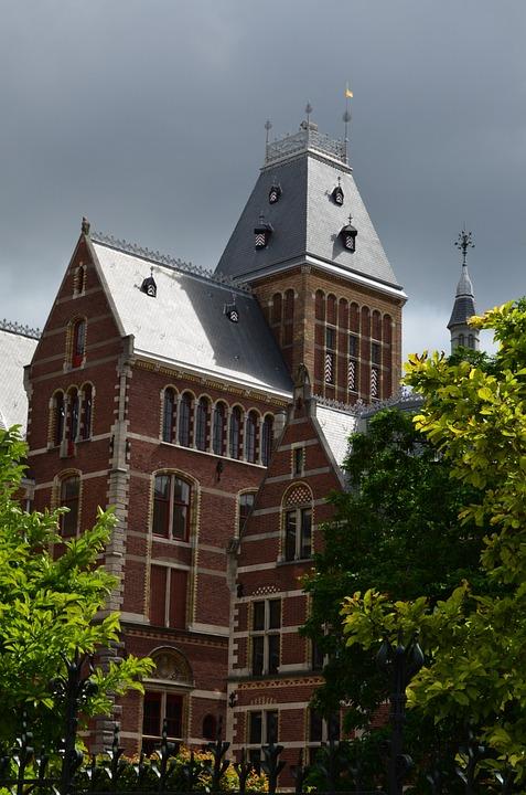 Amsterdam, Netherlands, Rich Museum, Holland