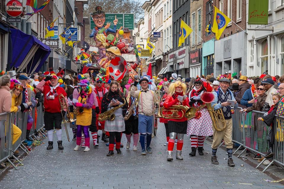 Carnival, Breda, Holland, Netherlands