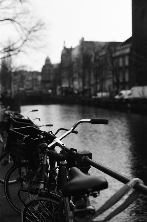 Amsterdam, Film, Building, Netherlands, City, Holland