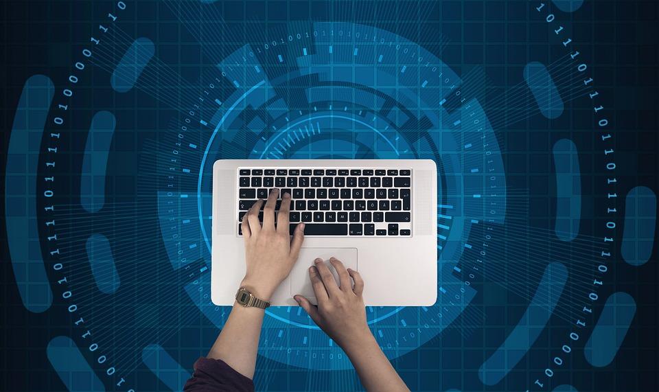 Keyboard, Hands, Write, Input, Keys, Cyber, Network