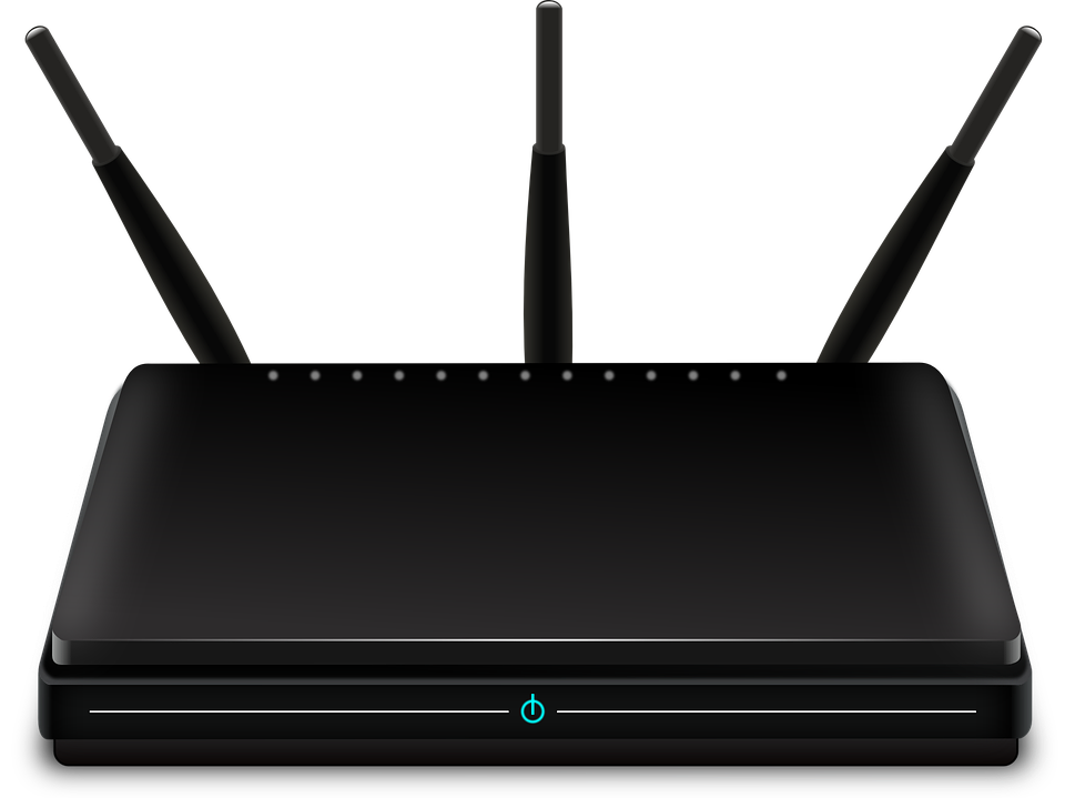 Router, Wireless, Network, Connection, Computer