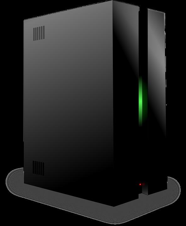 Server, Hardware, Network, Computer, Database, Service